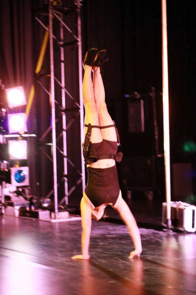 ThuyAnh Phan, 2010 Spiral Rhythms Company Dancer