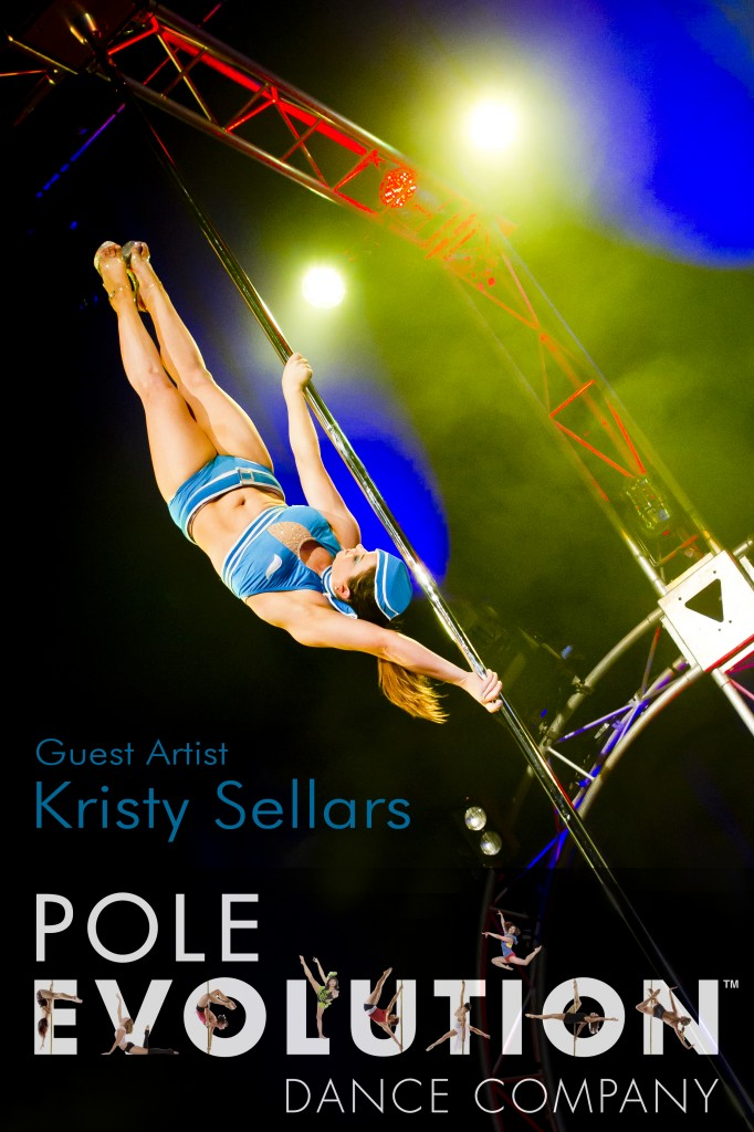 Pole Evolution Guest Artist Kristy Sellars