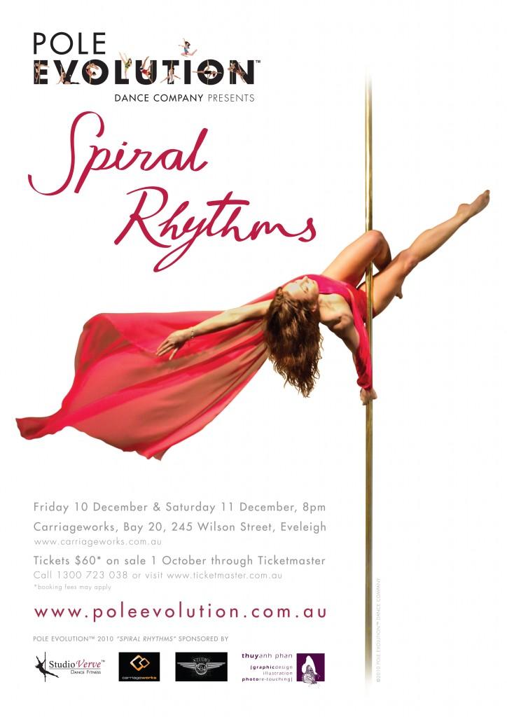 SPIRAL RHYTHMS 2010